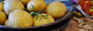 Skifte från ris till potatis kan minska matutsläppen väsentligt
